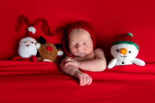 newborn kerstmis